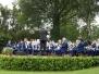 Concert Maaspaviljoen te Broekhuizen
