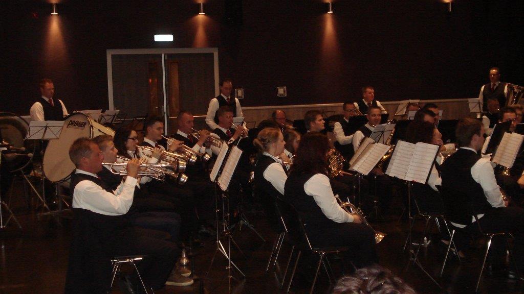 Verslag concert fanfare St. Cornelius uit Vortum Mullum.