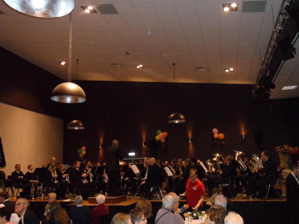 Verslag concert Melderslo afgelopen zondag.
