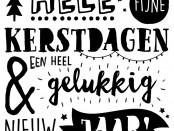 handlettering-kerstkaart-nl