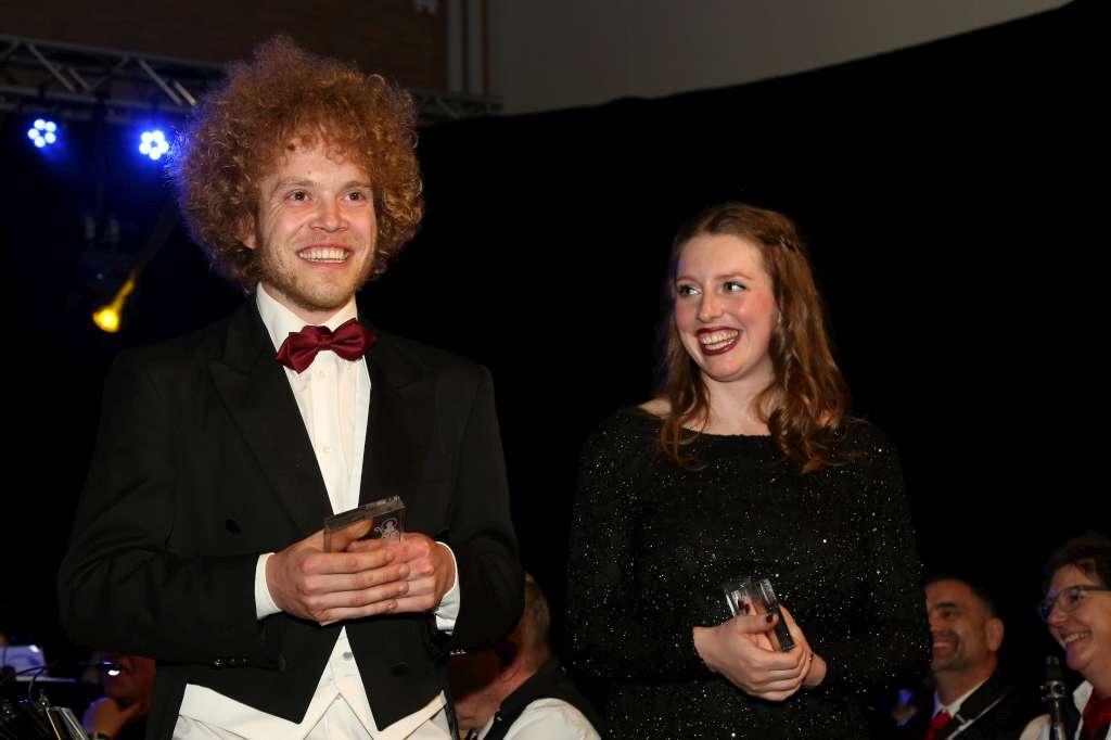 Lennart Huijs Maestro vaan Brokeze Rachelle Schirmann wint publieksprijs.