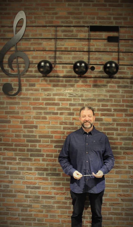 Dirigent Geert