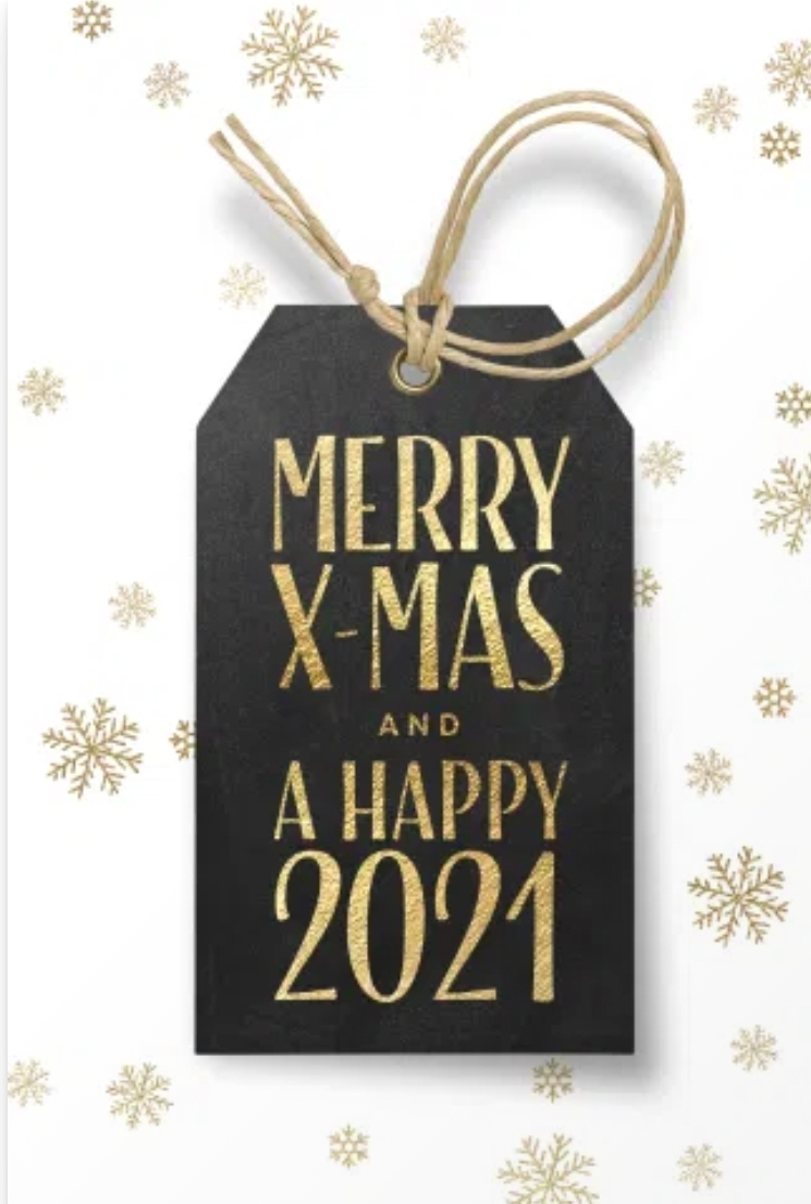 Hele fijne feestdagen